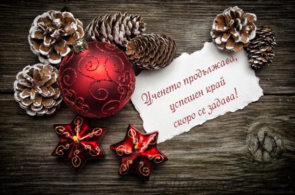Новогодишни късметчета - Учение