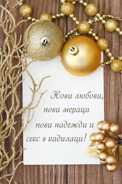 Новогодишни късметчета - Нови любови