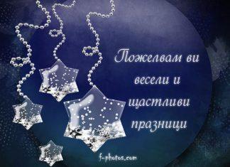 Пожелание за весела Коледа