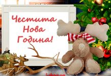 Поздравление за Нова Година