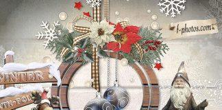 Приказна картичка за Нова Година