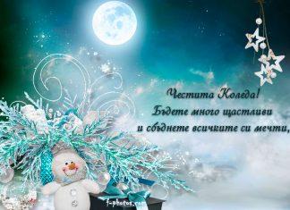 Хубаво пожелание за Коледа